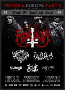 Flyer Marduk - Viktoria Europa Part 2