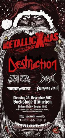 Flyer Metallic X-Mas 2017