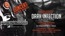 Flyer Dark Infection